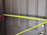 Ошибки при расчете размера дверей в ванной комнате