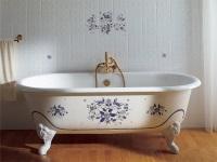 Чугунная ванна – классика, проверенная временем