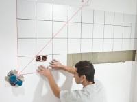 Как правильно класть плитку в ванной комнате?