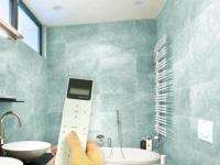 Радио в ванной