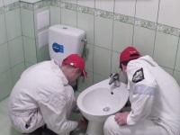 Установка биде в ванной комнате