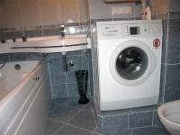 Подключение стиральной машины к канализации и водоснабжению