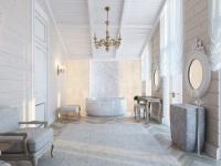 Большая ванная комната – продумываем дизайн до мелочей