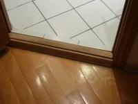 Выбор и монтаж порога в ванной комнате