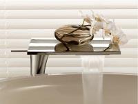 Каскадный смеситель-водопад: красота и комфорт