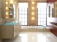 Дизайн ванной комнаты (197 фото), современные идеи