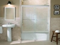 Пластиковые шторки для ванны