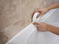 Самоклеящаяся лента-бордюр для ванны