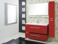 "Мебель для ванной комнаты бренда ""Акватон"""