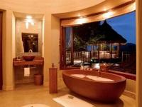 Отдельностоящая ванна – изюминка вашей ванной