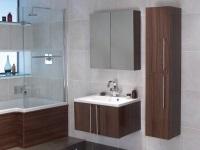 Шкаф-пенал для ванной комнаты