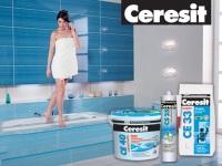 Затирка для плитки Ceresit