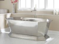 Железная ванна