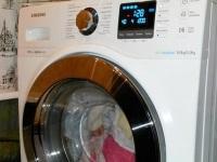 Что делать, если не открывается дверь стиральной машины?