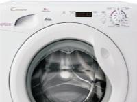 Ошибки стиральной машины Candy