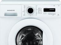Ошибки и неисправности стиральных машин Daewoo