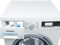 Ошибки и неисправности стиральной машины Siemens