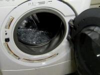 Стиральная машина набирает воду в выключенном состоянии