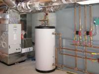 Принцип работы и устройство бойлера косвенного нагрева