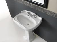 Раковина-тюльпан – раковина на ножке в ванную комнату
