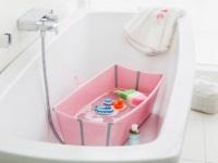 Складная ванночка для новорожденного
