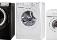 Стандартные размеры стиральных машин