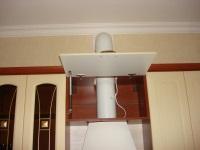 Воздуховод для газовой колонки
