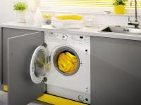 встроенная стиральная машина Zanussi