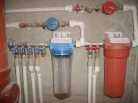 Фильтры для водонагревателя