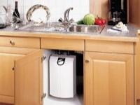 Безнапорный накопительный водонагреватель