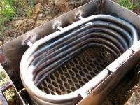Самодельный дачный водонагреватель