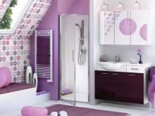 Лиловая ванная