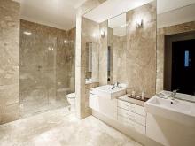 Зеркала в достаточном количестве для ванны