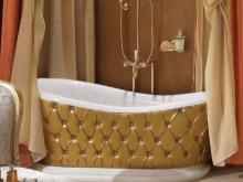 Ванна в золоте