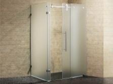 Матовое стекло - душ
