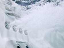 выброс воды из форсунок