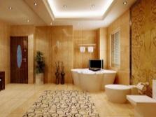 дизайнерский ремонт в ванной