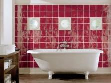 Винная ванная комната