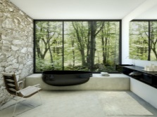 Расширение пространства при помощи фальш окна
