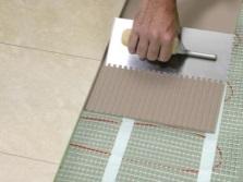 Клей для плитки больших размеров