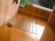 Польская плитка для пола в ванной