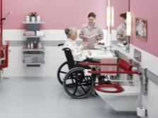 Раковины для инвалидов