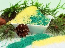 Морская соль с экстрактом пихты