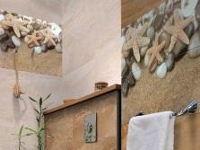 Панно для небольших ванных комнат