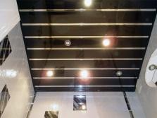 Светильники вмонтированные в реечный потолок