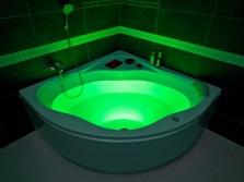 Хромотерапия в ваннах Bas