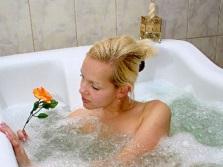 Ванная с гидромассажем Bas