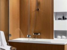 Многосекционные ширмы для ванной