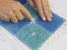 Использование пластмассовых крестиков
