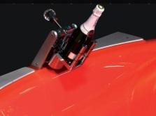 Ванна необычная Red Diamond - держатель для шампанского Swarovski